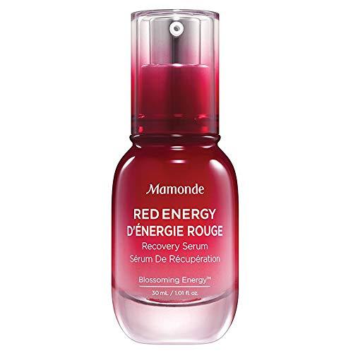 Mamonde Red Energy Recovery Serum Facial Treatment, 1.01 Fl Oz