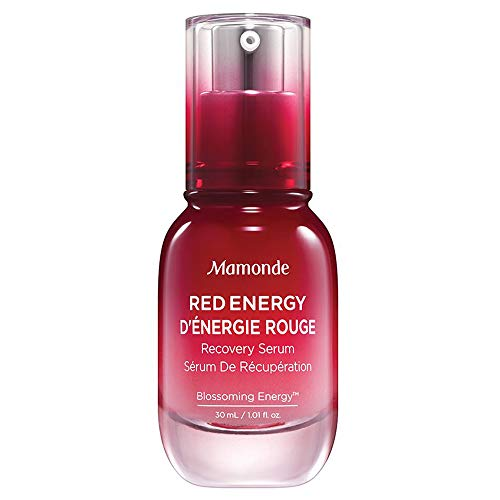 Mamonde Red Energy Recovery Serum Facial Treatment, 1.01 Fl Oz