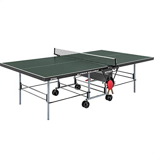 "Butterfly Playback 19 Table Tennis Table | 3/4"" Ping Pong Table Top 