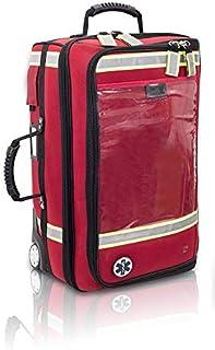 Elite Bags EMS Emergency Oxygen Rescue Bag   Medical Rescue Backpack   Portable Oxygen  First Responder   EMT Bag   First Aid Kit