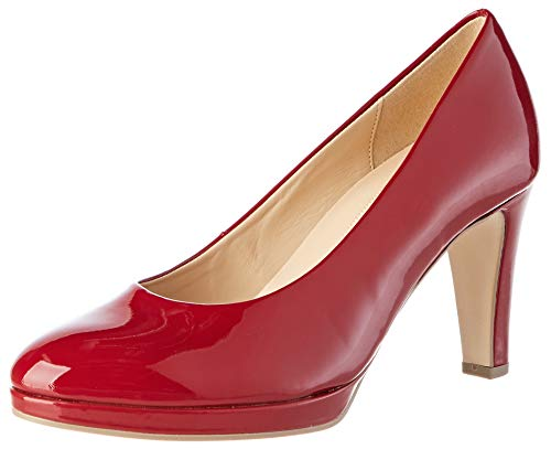 Gabor Damen Fashion Pumps, Rot (Cherry 75), 43 EU