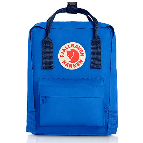 Fjallraven - Kanken Mini Classic Backpack for Everyday, UN Blue/Navy