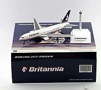 1:200ブリティッシュ・エアウェイズ合金飛行機XX2646B767-200ER