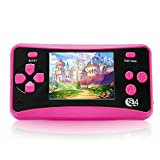 Handheld Game Console for Children Ages 4-12 , Built-in 182 Retro Classic Games 2.5' LCD Screen Portable 8 Bit TV Output...