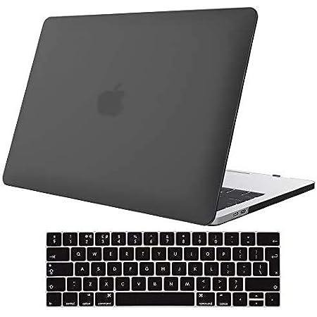 ProCase Funda para MacBook Pro 13 A1989 A1706 A1708 A2159 (2019 2018 2017 2016),Carcasa Dura Ultra Delgado y Protector de Teclado para MacBook Pro 13