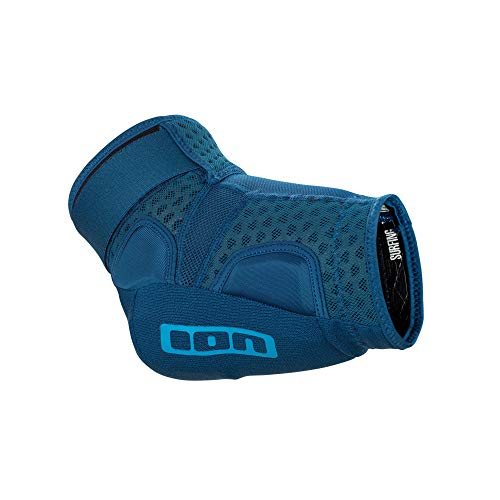 Ion E Pact Fahrrad Ellbogenschoner blau 2021: Größe: M