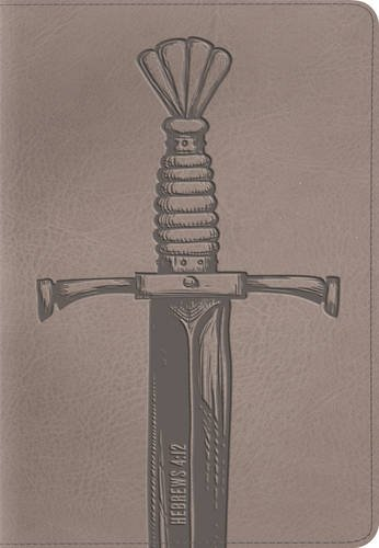 ESV Kid's Compact Bible (TruTone, Silver Sword)