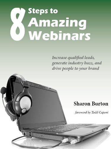 8 Steps to Amazing Webinars (English Edition) (Formato Kindle)