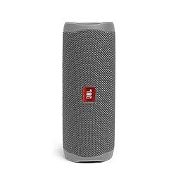 Enceinte nomade Bluetooth JBL Flip 5 (Gris)