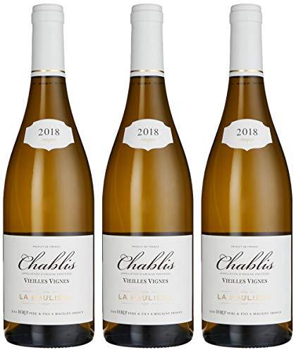 Chablis Vieilles Vignes La Pauliere Durup 2012 trocken (3 x 0.75 l)