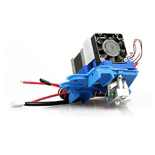 PhilMat Kit de tête assemblé extrudeuse makerbot MK8 version améliorée pour imprimante 3d