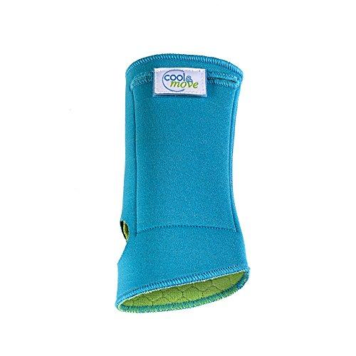 cool&move Handgelenk Bandage Rechts S, inkl. Kalt- / Warm-Kompresse, bei Sportverletzung und Gelenkschmerz