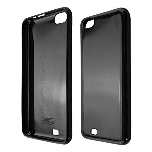caseroxx TPU-Hülle für Swisstone SD510 / SD530, Handy Hülle Tasche (TPU-Hülle in schwarz)