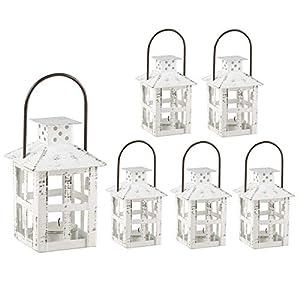 41i7-ThjCvL._SS300_ Beach Wedding Lanterns & Nautical Wedding Lanterns