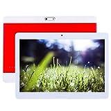 SHISHUFEN Tableta Tableta de Llamadas 3G, 10.1 Pulgadas, 1GB + 16GB, Android 6.0 MT6580 Quad Core 1.3GHz, Soporte OTG y GPS y FM y Bluetooth y WiFi y Dual SIM