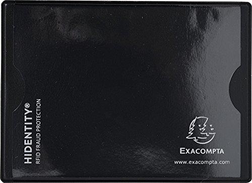 Exacompta RFID Hidentity Duo - Funda de protección