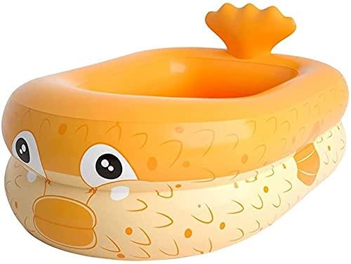 Ghongrm Piscina de Bola de natación/océano, Piscina de Bola Inflable para el hogar Piscina de Juguete Pool Poolthickened, Estanque de Arena para niños para Jugar en el Interior