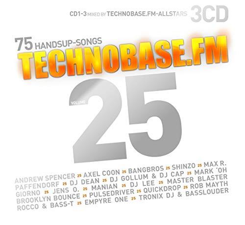TechnoBase.FM Vol. 25