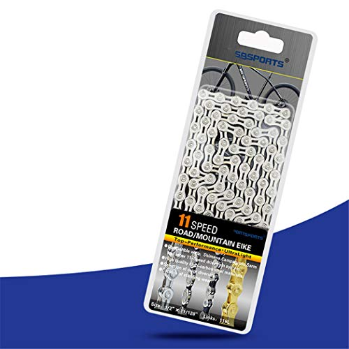 9 10 11 12 Vitesses VTT Roue Libre Roue Libre en Alliage d'aluminium Cassette Or Support de Roue Libre pignon 11s Half Hollow Yin