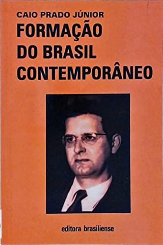 Formacao do brasil contemporaneo