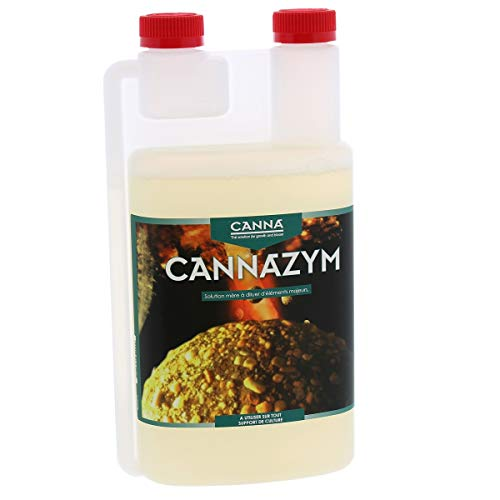 Canna Cannazym 1L Dünger Bodenverbesserer Nährstoffe