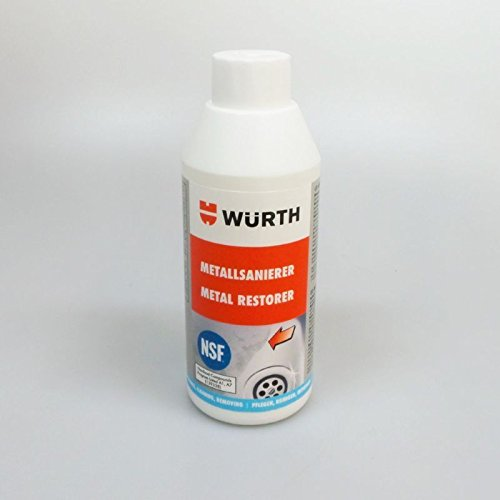 Würth Metallsanierer weiß (4038898105800) 400gr AOX-frei Metallreiniger