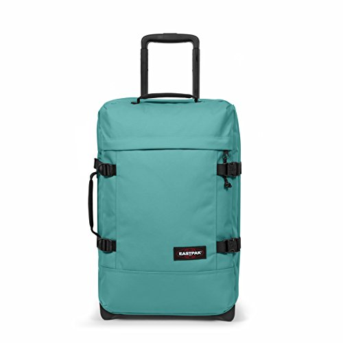 Eastpak TRANVERZ S Bagaglio a mano, 51 cm, 42 liters, Turchese (River Blue)
