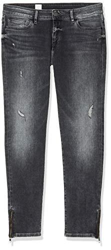 Tommy Hilfiger Damen Skinny Skinny Jeans VENICE RW ANKLE F BRITT, Grau (Britt 914), W28