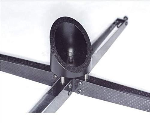 GOWE Newtonian Riflettore Telescopio Spider W/Supporto Specchio secondario F / 8' Calibro