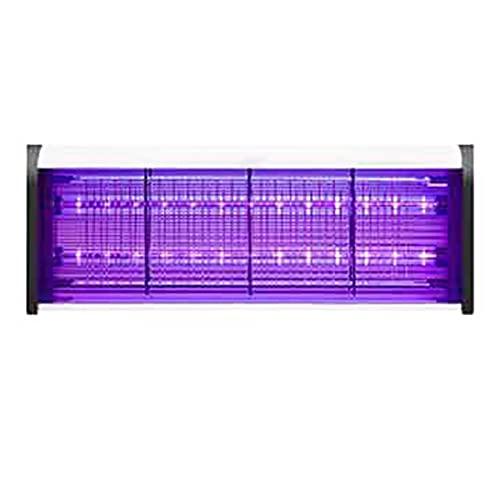 Matamoscas Insectos Eléctrico para Interiores con UV Luz para Atraer Moscas Eléctrico Insectos Voladores para Cocina Lámpara Asesino de Mosquitos con Rejilla Eléctrica (Size : 8W)