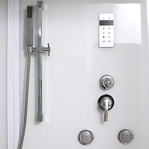 Home Deluxe Design XL Duschtempel, inkl. Dampfdusche - 3