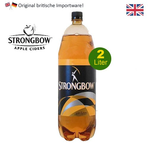 Strongbow Cider ORIGINAL 2 Liter Alc 5% Vol.