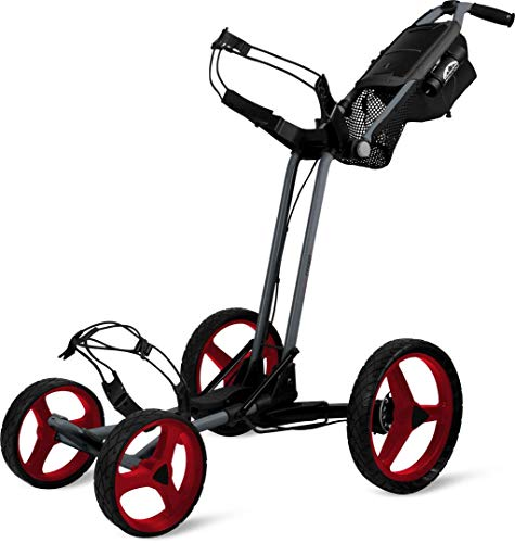 Sun Mountain Golf 2019 Pathfinder 4 Push Cart MAGNETICGRAY MagneticGray