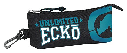Safta Estuche grande Ecko Unltd Oficial Triangular Ovalado 200x50x85mm