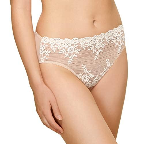 Wacoal Embrace Lace Culotte, Nude, 38 para Mujer