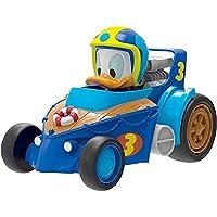 漫画の子供のおもちゃの車の慣性スライディングおもちゃの子供のホリデーギフト (E)