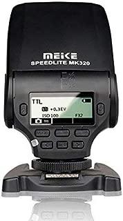 MeiKe MK-320N LCD i-TTL M RPT GN32 Mini Speedlite Flash LED Light For Nikon J1 J2 J3 D7100 D5300 D5100 D5200 D5000 D3300 D3200 D3100 D750 D810 D550 DSLR Cameras