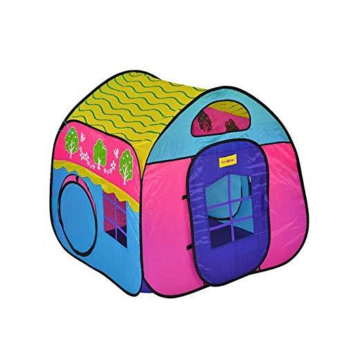 Xiaolin Maison de Jeu intérieure et extérieure Princess House Outdoor Toy House Tente pour Enfants