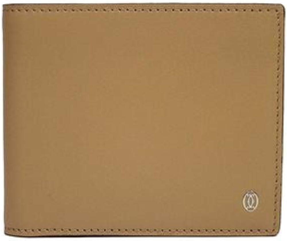 Cartier portafoglio per uomo in pelle pasha L3000971