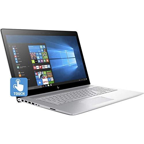 Hp Envy 17t Laptop Premium 2019, Intel Quad-Core i7-8565U, 17.3' FHD IPS Touchscreen Display, 32GB DDR4, 1TB PCIe SSD, 2TB HDD, 2GB MX250 Bluetooth 5.0 802.11ac USB-C DVD BacklitKeyboard Win 10