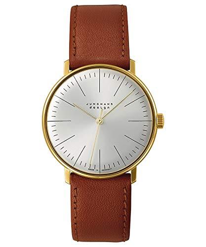 Junghans max Bill Handaufzug Armbanduhr 027/5703.04