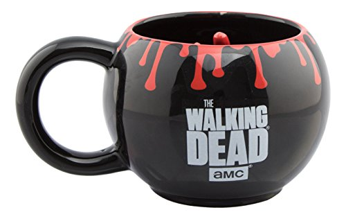 GB Eye The Walking Dead Walker Hand 3D-Tasse, Keramik, verschiedene, 14 x 11 x 8,5 cm