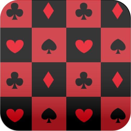 Karten Bildschirm ver4 rot und schwarz