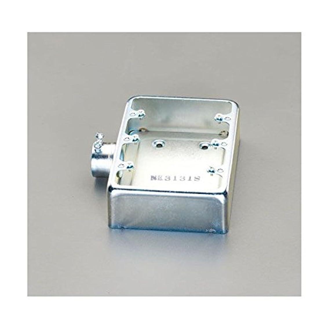 独立して確かに性的E25 露出スイッチボックス(1方出/3個用) EA940CS-6