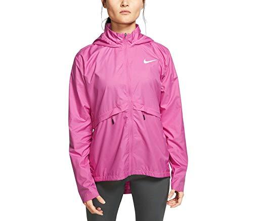 Nike Essential Damen Laufjacke lila