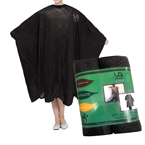 100 capas desechables de peluquería para los clientes, prot