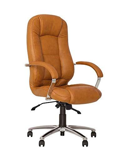 Modus- Sillón de dirección profesional, ergonómico, síncrono, con apoyo lumbar y asiento de escritorio multiposición, altura regulable, capacidad de carga 145 kg.