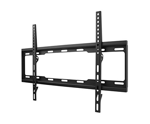 "One For All WM2611, Soporte de pared para TV de 32 a 84"" Fijo,Peso máx. 100kg, Para todo tipo de TVs LED, LCD, Plasma, negro"