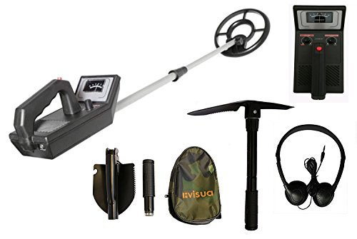 Beginners Discriminating Metal Detector (+ H/Phones Batts &...