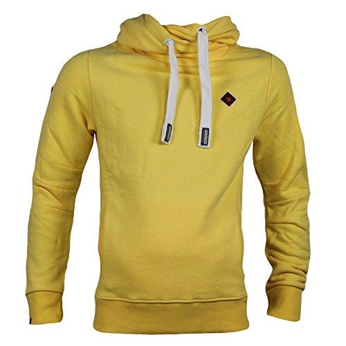 Goodness Industries Herren Sweatshirt Rocky 003 gelb